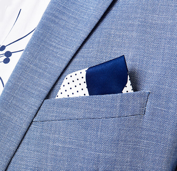 Big Mo Pocket Square